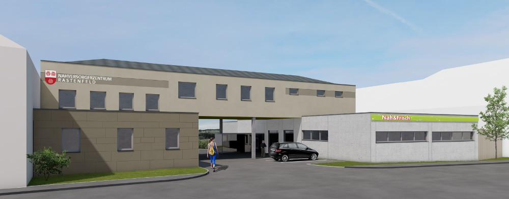 Nahversorgerzentrum Rastenfeld